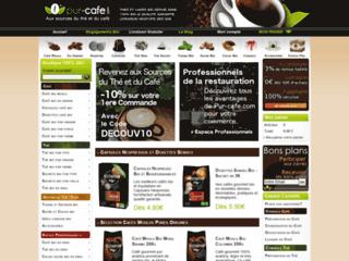 cafés et thés bio