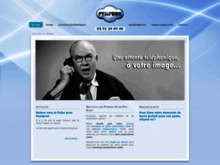 Détails : Les messages d'attente téléphonique de PymProd