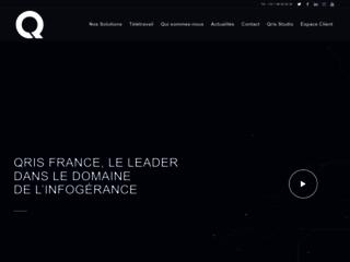 Détails : Qris France | La force informatique de votre entreprise