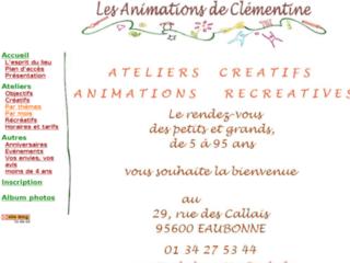 Le Quartier de Clémentine - Ateliers créatifs pour petits et grands en région parisienne