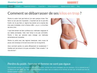 Détails : Astuces et conseils pour perdre de poids