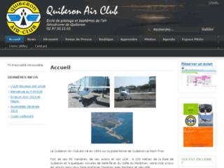 Quiberon Air Club - Activité vol moteur