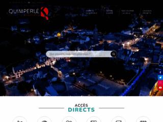 Quimperlé - Site officiel.