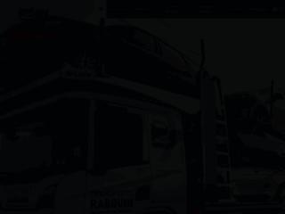 Transport de véhicules en toute sécurité