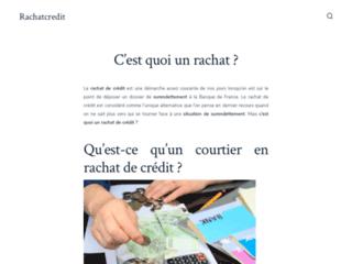 Le rachat de dettes expliqué sur rachatcredit.express