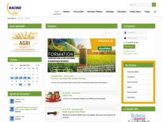 Détails : Racine Sud Agro Perret