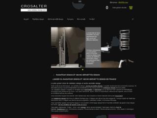 Radiateur électrique design