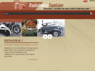 Vente, réparation de radiateurs automobile et moto