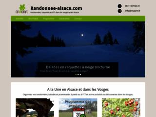 Randos et VTT Alsace Vosges