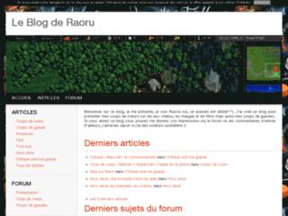Le Blog de Raoru