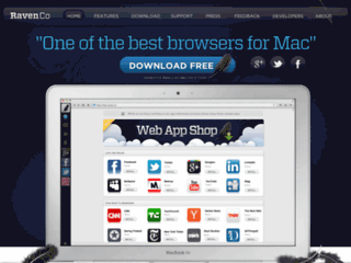 Raven Browser