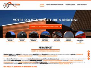 rebatitoit.be: Construction et réparation de toitures