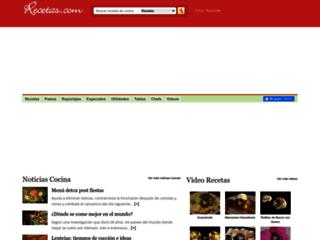 Detalles : Recetas.com