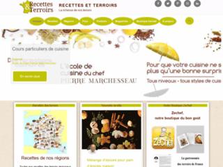 recettes de cuisine des régions de France