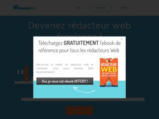 Rédacteur Web : une formation pour apprendre à écrire sur le web