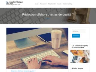 Redaction Web Pro