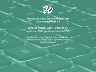 RedactiWest - Rédacteur web & référenceur freelance