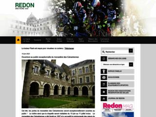 Redon - Site officiel.