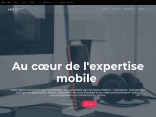 Redshift, agence de développements mobiles android et iOS