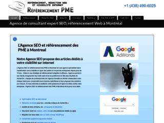 Détails : Référencement PME