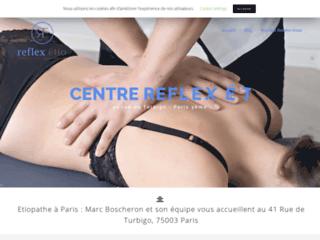 Le centre d'étiopathie de Paris
