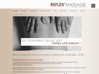 Réflex Massage : massages de bien-être à Lyon sur http://www.reflexmassage.fr