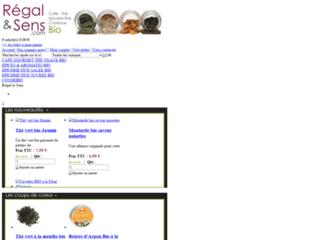 épiceries fines et thés bio