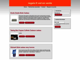 Regalo: vente de matériels de cuisine