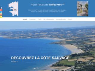 Hôtel Relais de Trefeuntec