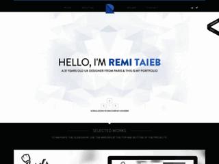 Remi TAIEB portfolio