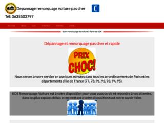 Détails : Dépannage voiture Paris