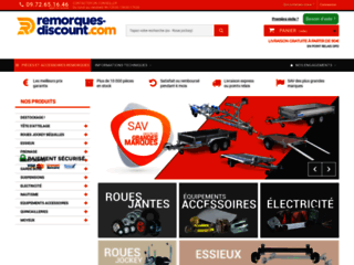 remorques-discount.com