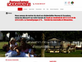 Remouchamps Caravanes