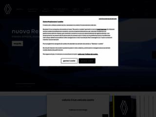 Renault: Compra e vendita di auto, veicoli commerciali, concessionari