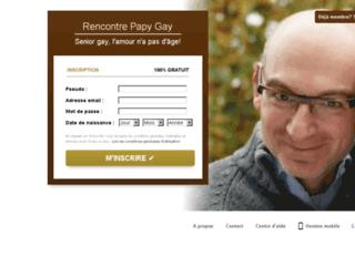 Détails : rencontrepapygay.com