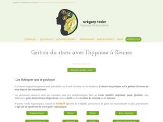 Hypnose Rennes Grégory Patier hypnothérapeute