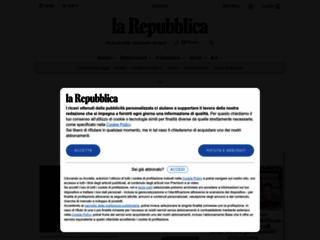 La Repubblica.it - Il quotidiano online con tutte le notizie in tempo reale.