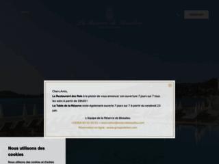 Hotel de luxe Cote d'Azur | La Reserve de Beaulieu