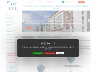 Détails : LOKIZI, votre expert en immobilier locatif à Bordeaux