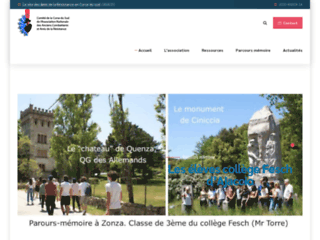 A.N.A.C.R.(2A) Amis de la Résistance en Corse du Sud