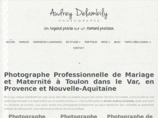 Détails : Audrey Delambily - Photographe