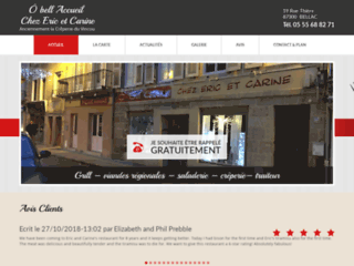 Restaurant Bellac et Crêperie du Vincou, restaurant crêperie, Bellac
