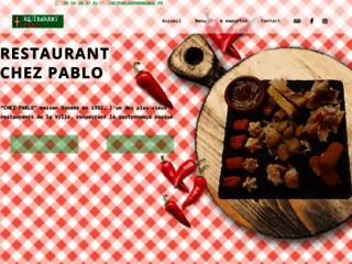 Restaurant Chez Pablo - Saint Jean de Luz