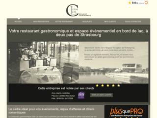 Côté Lac - restaurant gastronomique à Schiltigheim