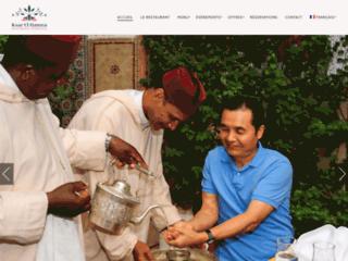 Détails : restaurant ksar lhamra