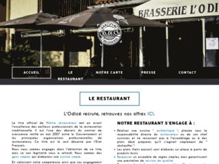 Restaurant l'Odicé - Restaurant Vieux Boucau près de Messanges et Soustons
