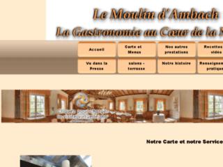 Restaurant Le Moulin d'Ambach