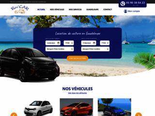 Location auto Guadeloupe - Rev'car