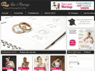 Reve de mariage : Wedding planner sur mesure