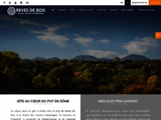 Gite entre Chatel Guyon et Vulcania Puy de dôme